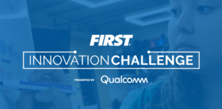 textt: FIRST innovation challenge presented by qualcomm